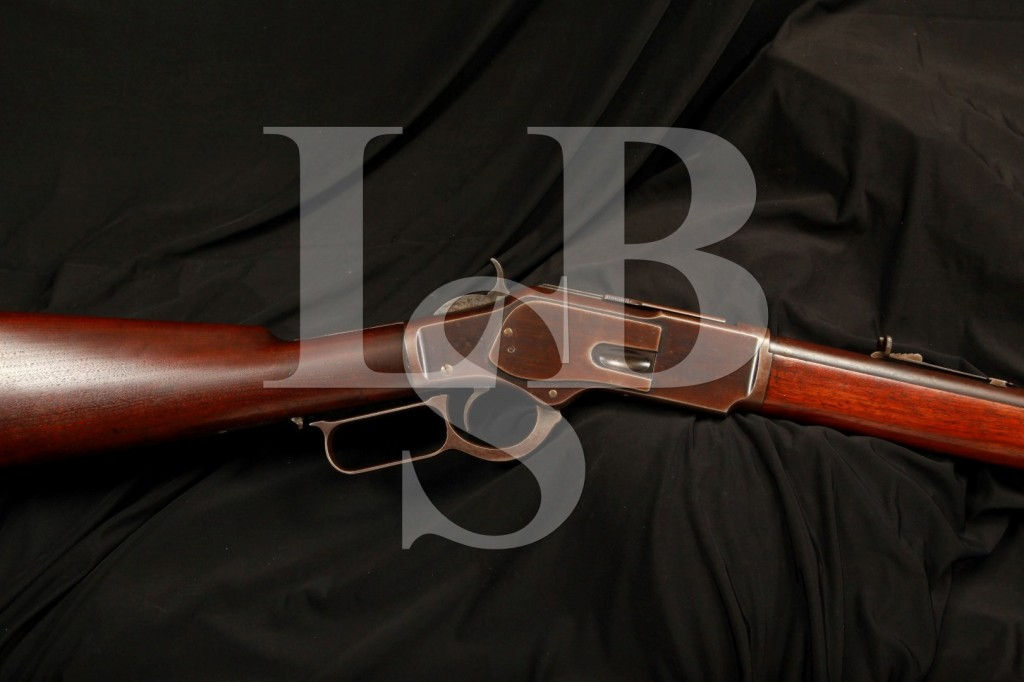 Sharp Winchester Model 1873 .44-40 WCF Lever Action Rifle