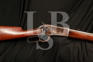Winchester Model 1886, Shipped to Browning Brothers to be Rebarreled to .45-70