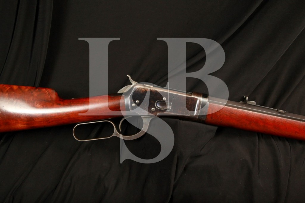 Winchester Model 1892 .32-20 WCF Takedown Lever Action Rifle, MFD 1894