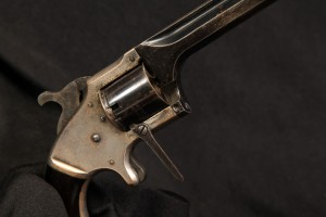 Rare Connecticut Arms .28 Cup-Primer Cartridge Front Loading Single Action Revolver - Antique  - 3