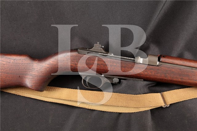 Inland Div. Of GM M1 .30 Carbine Matching 1st Yr! Non-Import Semi Automatic Rifle, MFD 1942 C&R