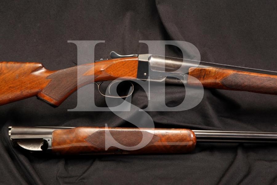 Iver Johnson Skeet-Er Skeet .410 Side by Side Shotgun w/ Extra Barrel - C&R OK