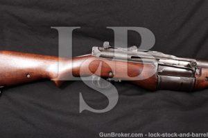 "Johnson Automatics 1941 Dutch M1941 .30-06 C&R Parkerized 22"" Military Semi-Auto Rifle, 1941-1945"