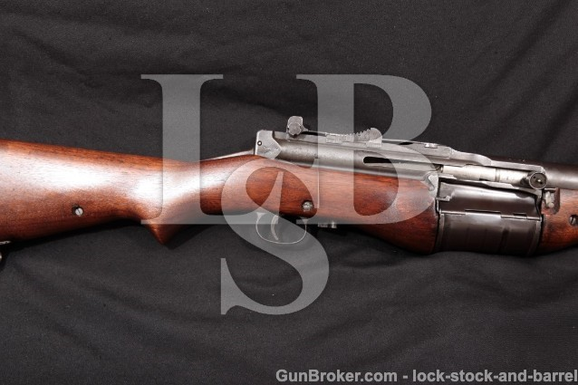 Johnson Automatics 1941 Dutch M1941 .30-06 C&R Parkerized 22″ Military Semi-Auto Rifle, 1941-1945