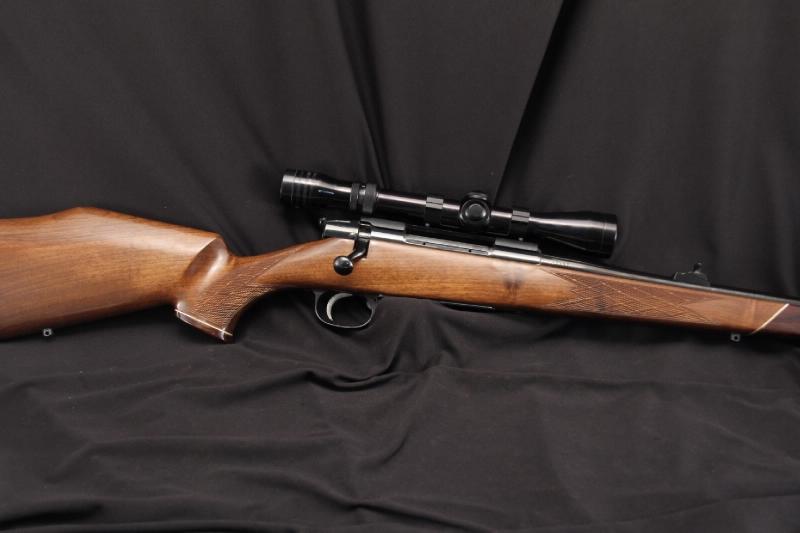 Kleinguenther Mod  K14  308 -- Bolt Action Rifle w/Scope | Lock
