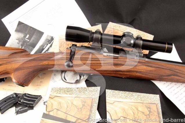 Len Brownell Winchester 52B Sporter Guild Rifle G Simillion, J Pell, S Billeb, G Forte & D Talley!