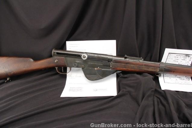 MAT Fusil Automatique Modele 1917 Semi-Auto Rifle 8mm x 50R Lebel RARE WWI Bring Back - C&R OK
