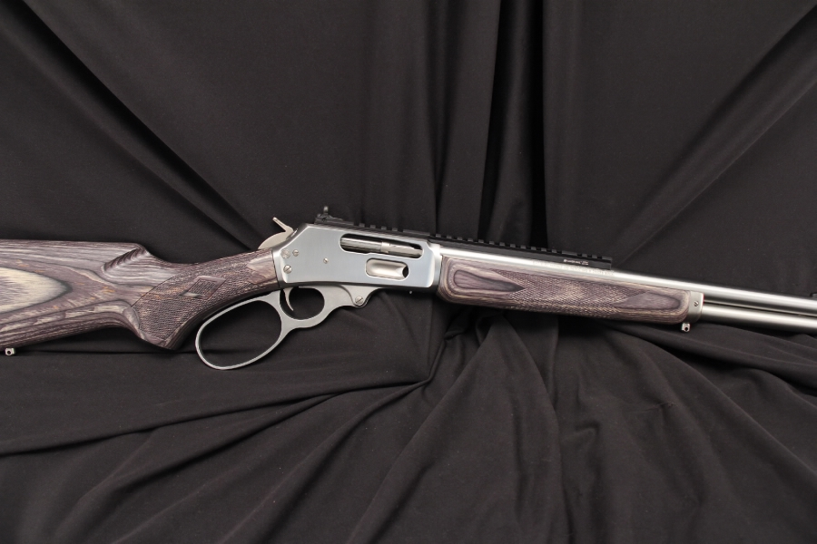 Marlin Model 1895 SBL -- Lever Action 45-70 Govt Stainless Steel Carbine