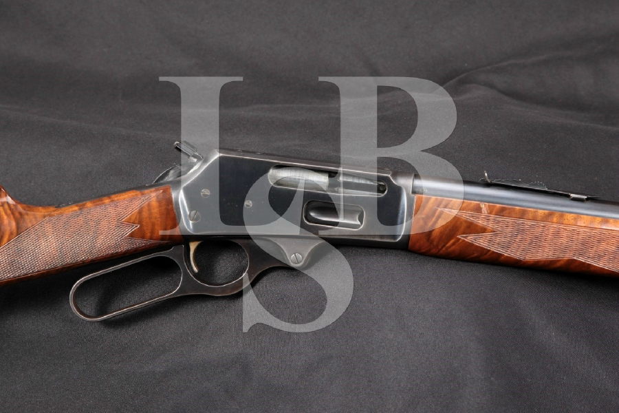 "Marlin Model 336 RC R.C., Blue 16"" Lever Action Hunting Rifle, MFD 1964 C&R"