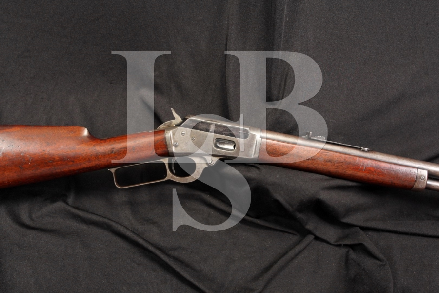 Marlin Safety Model 1894 .44 WCF Winchester Center Fire Lever Action Rifle – 1895 – Antique