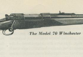 The Winchester Model 70, America's Rifle