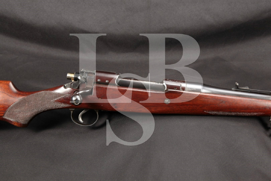 """NICE Pre-WWII Remington Model 30 Express, Blue 22"""" Bolt Action Hunting Rifle, MFD 1930 C&R"""