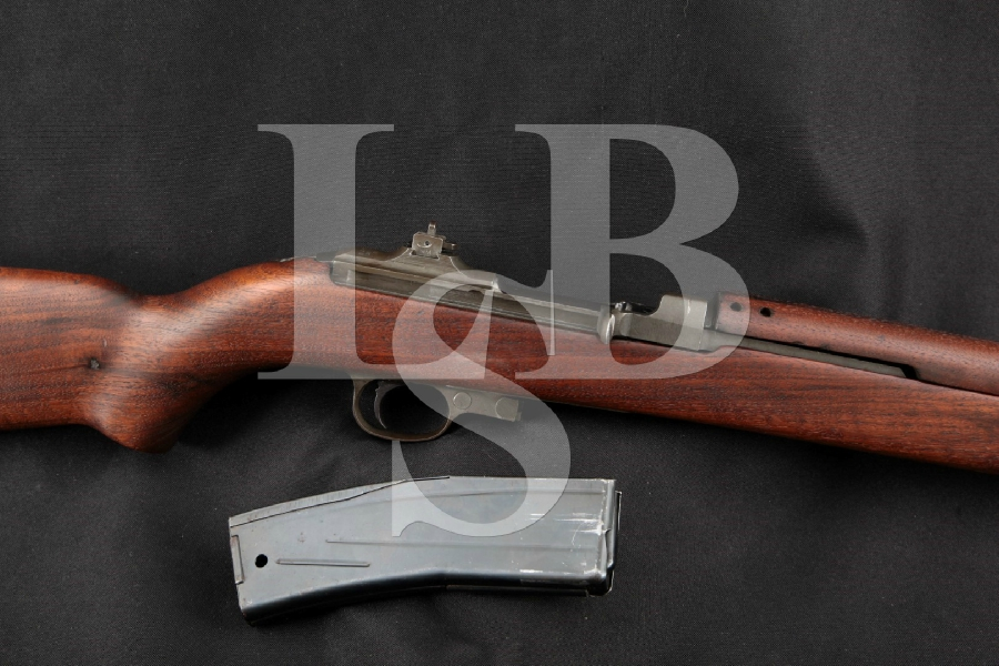 "National Postal Meter (NPM) MATCHING M1 Carbine, Parkerized 18"" Nonimport Semi Automatic Rifle, MFD 1943-1944 C&R"