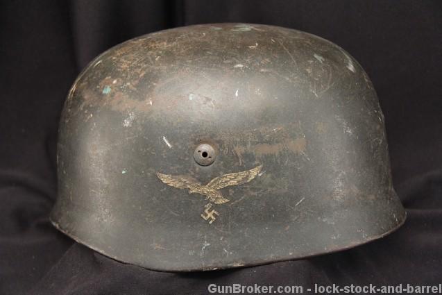 Nazi German M38 Fallschirmjager Paratrooper Helmet