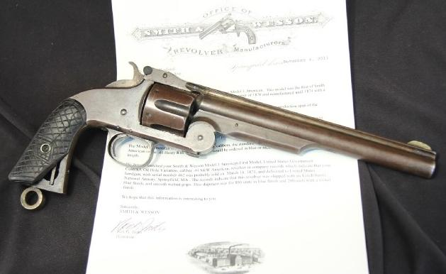 US Marked Smith & Wesson American