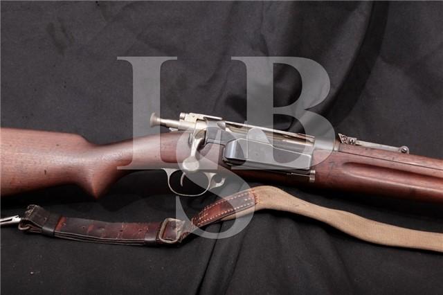 Norwegian Krag Jorgensen 1912/16 Norway M1912 6.5x55mm Non-Import & Matching Bolt Action Rifle