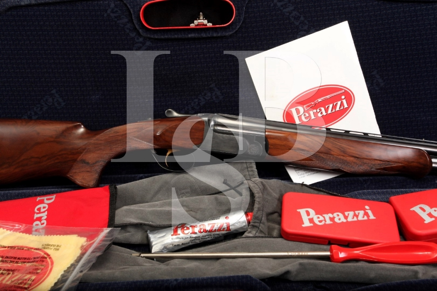 Perazzi MX8-20 Cassia 20 Gauge O/U Over Under Skeet 28 in Shotgun in the Case