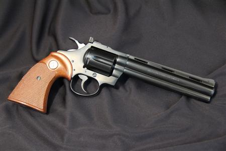 6″ Blued Colt Python – California Available