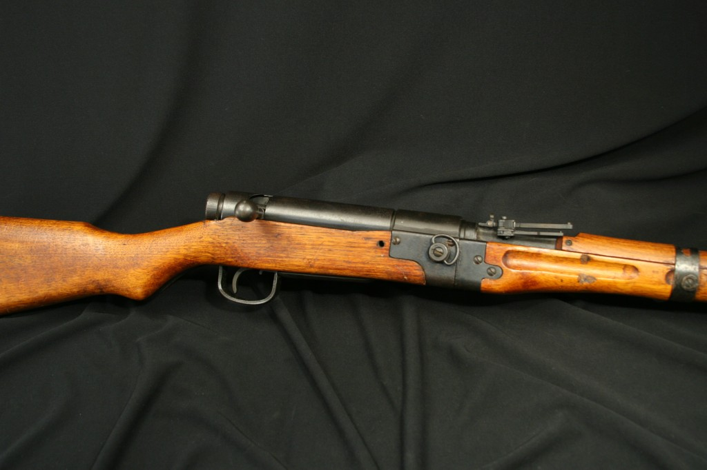 Japanese Arisaka Type 2 Paratrooper Rifle, Rare! Mismathed 7.7mm Bolt Action Rifle, C&R OK