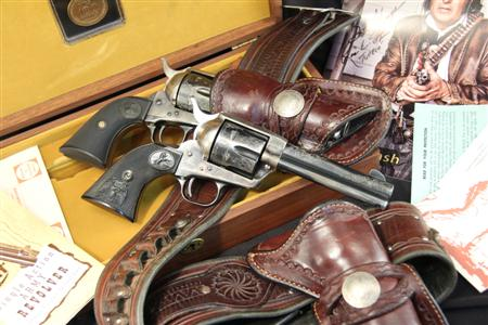 Tupelo Flash's Pair of Colt single Action Army's