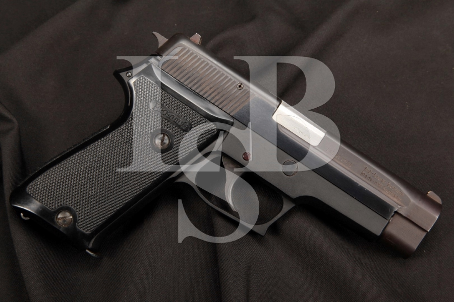 RARE Sig Sauer Mfd. Browning BDA (Like P220) 4 3/8 INCH DA Semi-Automatic Pistol, MFD 1976