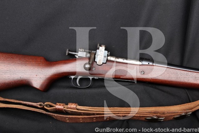 RARE Springfield Armory 1903 NRA Sporter .30-06 Bolt Action Rifle, Star Gauge Barrel, Lyman no 48