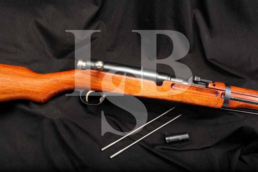 Rare Japanese Type 44 Carbine 6.5mm Bolt Action Rifle with Full Mum Non Import C&R