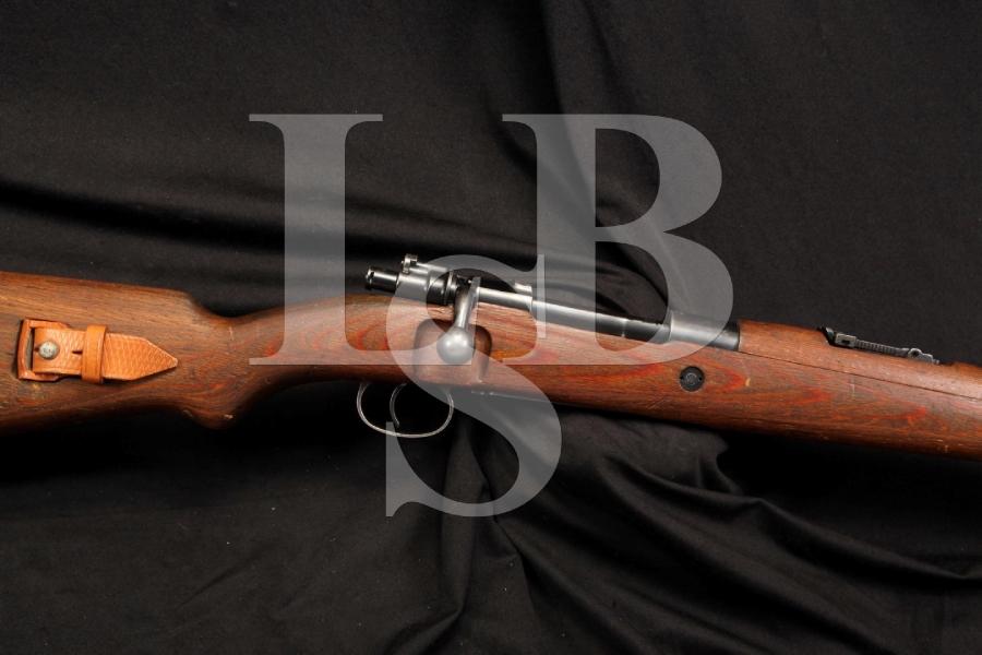 Rare Mauser G33/40 G33 40 -- Mountain Carbine 8mm Nazi Mark Bolt Action Rife