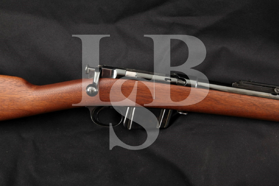 "Remington / Lee Arms Model 1882 M1882 U.S. Army Contract, Refinished 32"" -- Bolt Action Military Rifle, MFD C. 1884 Antique"