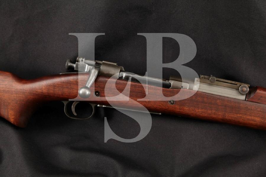 "Remington Model 1903 M1903, Rare USMC Barreled, Non-Import, Parkerized 24"" WWII Bolt Action Military Rifle MFD 1942 C&R"