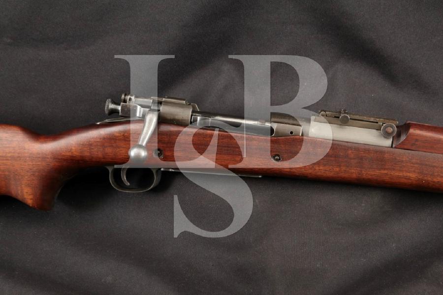 """Remington Model 1903, U.S.M.C. 7-44 Parkerized 24"""" Bolt Action Military Rifle, MFD 1942 C&R"""