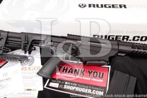 Ruger Precision Rifle RPR .243 Winchester, 18010 Black Bolt Action Rifle & Factory Box