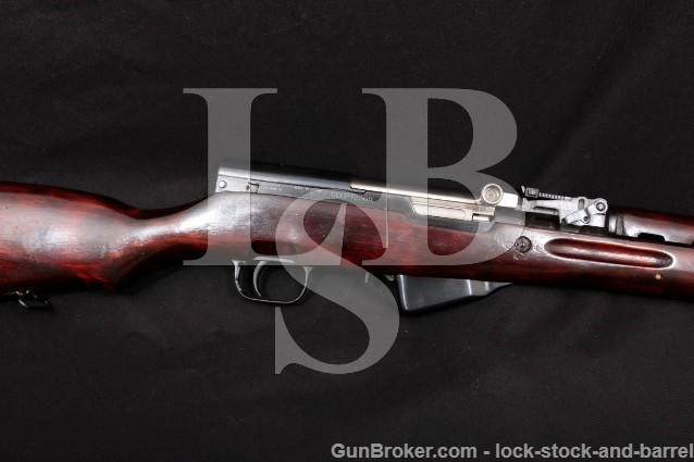 Russian Tula Arsenal SKS 45 Folding Bayonet Import Mark Number Match Semi-Auto Rifle 1953 C&R 7.62x39