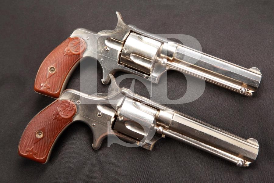 SERIAL NUMBER 3 AND 4 Remington Smoot No  3 Consecutive Pair