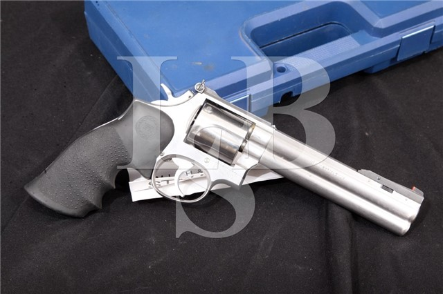 Smith Wesson SW 686 1 357 Magnum Stainless 6 Silhouette Revolver Front Sight