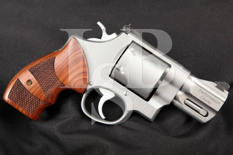 Smith & Wesson S&W Model 629-6 Performance Center, Stainless