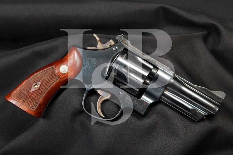 smith wesson s w pre model 27 the 357 magnum 3 1 2 inch double