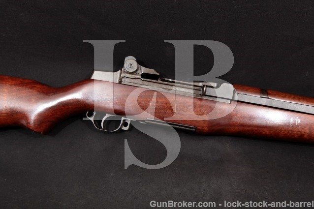 Springfield Armory National Match M1 Garand Type I NM Barrel & Sights Semi Automatic Rifle 1956 C&R
