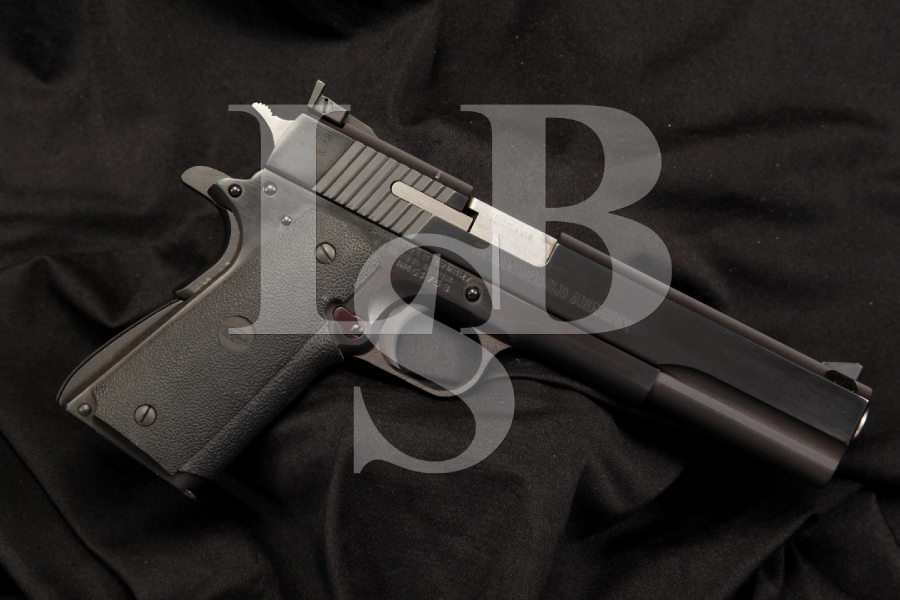 Springfield Model Omega 10mm Norma Semi-Auto Automatic Pistol