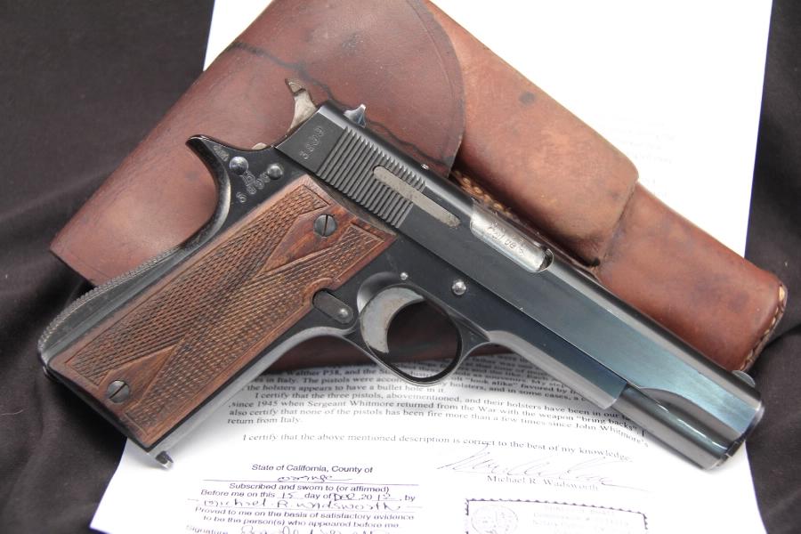 Star Model B Waffenamt Proofed -- 9mm Semi-Auto Pistol, WWII Documented Bringback