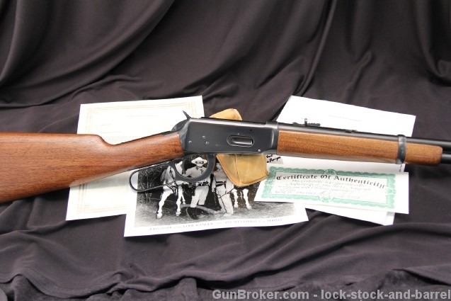 Jay Silverheels, Tonto's Winchester Model 94, 1894 .30-30 WCF Lever Action Rifle – John Hart Provenance