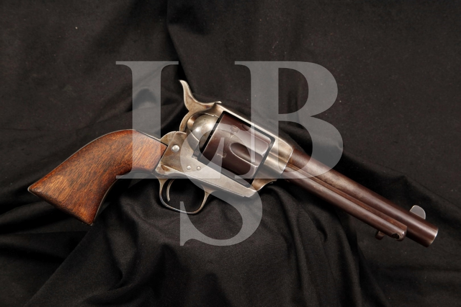 U.S. Marked Artillery Colt SAA 1st Generation .45 Colt Single Action Army, 1880
