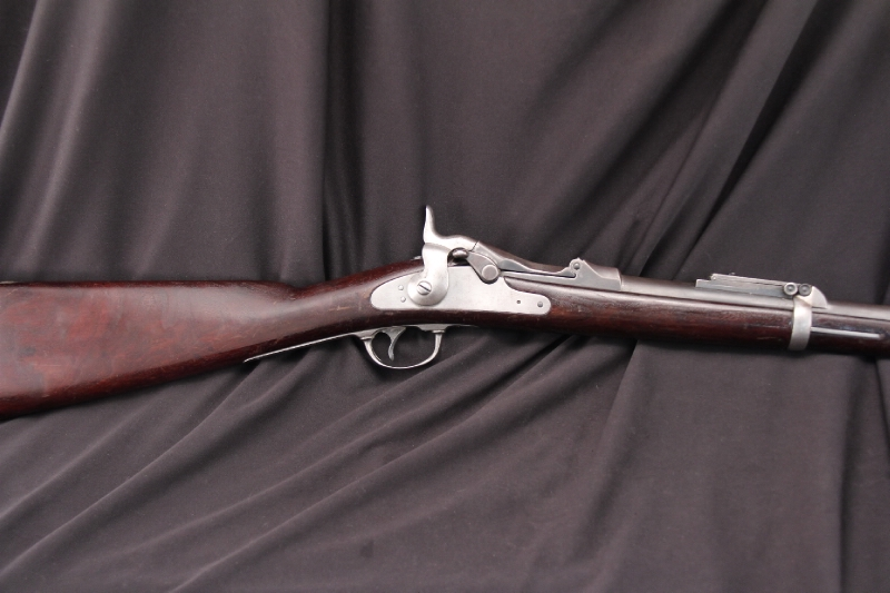 U.S. Springfield Trap Door — Model 1884 Carbine .45-70 Gov't Rifle – Antique
