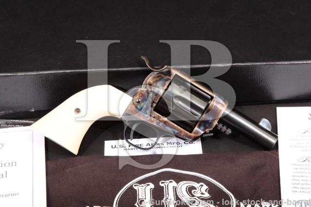"USFA Sheriffs Model 3"" 1873 SAA Single Action Army U.S. Fire Arms Manufacturing Company, MFD 2004"