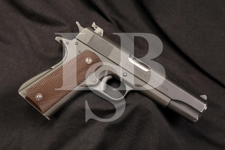 United States Property Marked .22 LR Colt Service Model ACE, MFD 1945 C&R