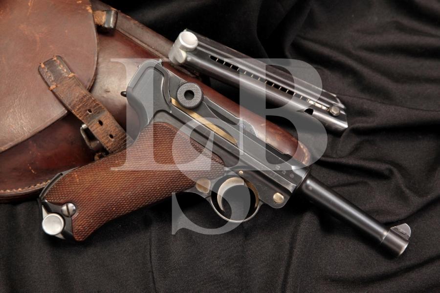 luger pistol germany