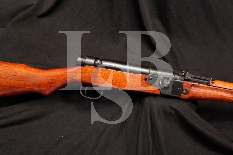 WWII Japanese Arisaka Type II 99 7.7 Jap Takedown Paratrooper Bolt Action Rifle, Full Mum – C&R