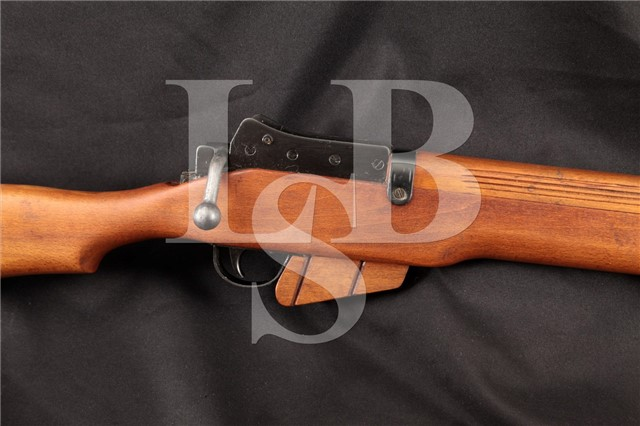 WWII Swift B SR MK. III Lee Enfield Training Rifle Rare British Wood Training Rifle, NO FFL or C&R