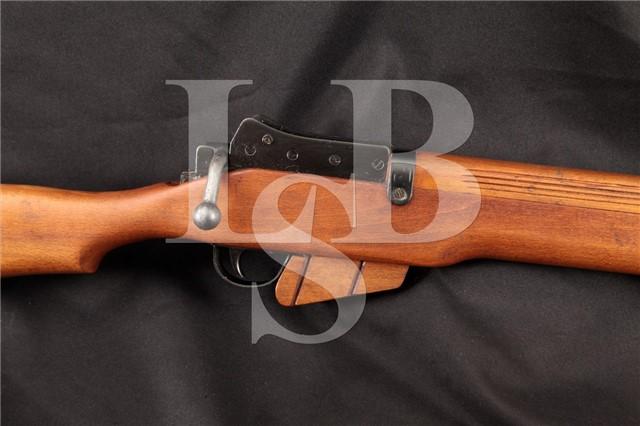 WWII Swift B SR MK. III Lee Enfield Training Rifle Rare British Wood Training Rifle, NO FFL or C&R