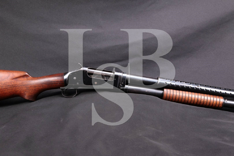 WWII Winchester Model 1897 97 M97 Trench Gun, Blue 20